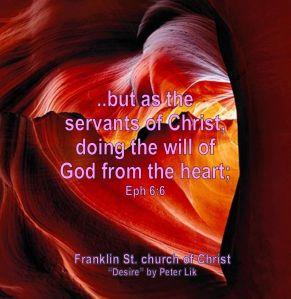 3-09-15 Eph 6_6