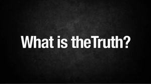 what is truth
